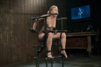 Bound-in-a-custom-metal-bondage-rig-Made-to-cum-she-cant-stop-the-orgasms-that-rip-though-her
