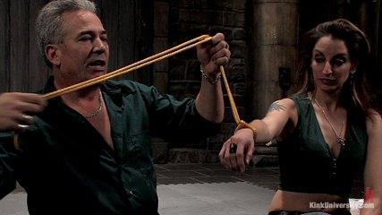 Rope bondage basics with lew rubens Sit in on Lew Rubens' bondage class!. Lew Rubens.
