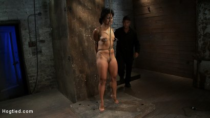 Asian-MILF-with-huge-nipples-is-made-to-cum-hard-pulled-to-her-tip-toes-with-a-brutal-crotch-rope