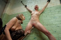 Lorelei Lee is reduced to common whore status and dominated by Maitresse Madeline