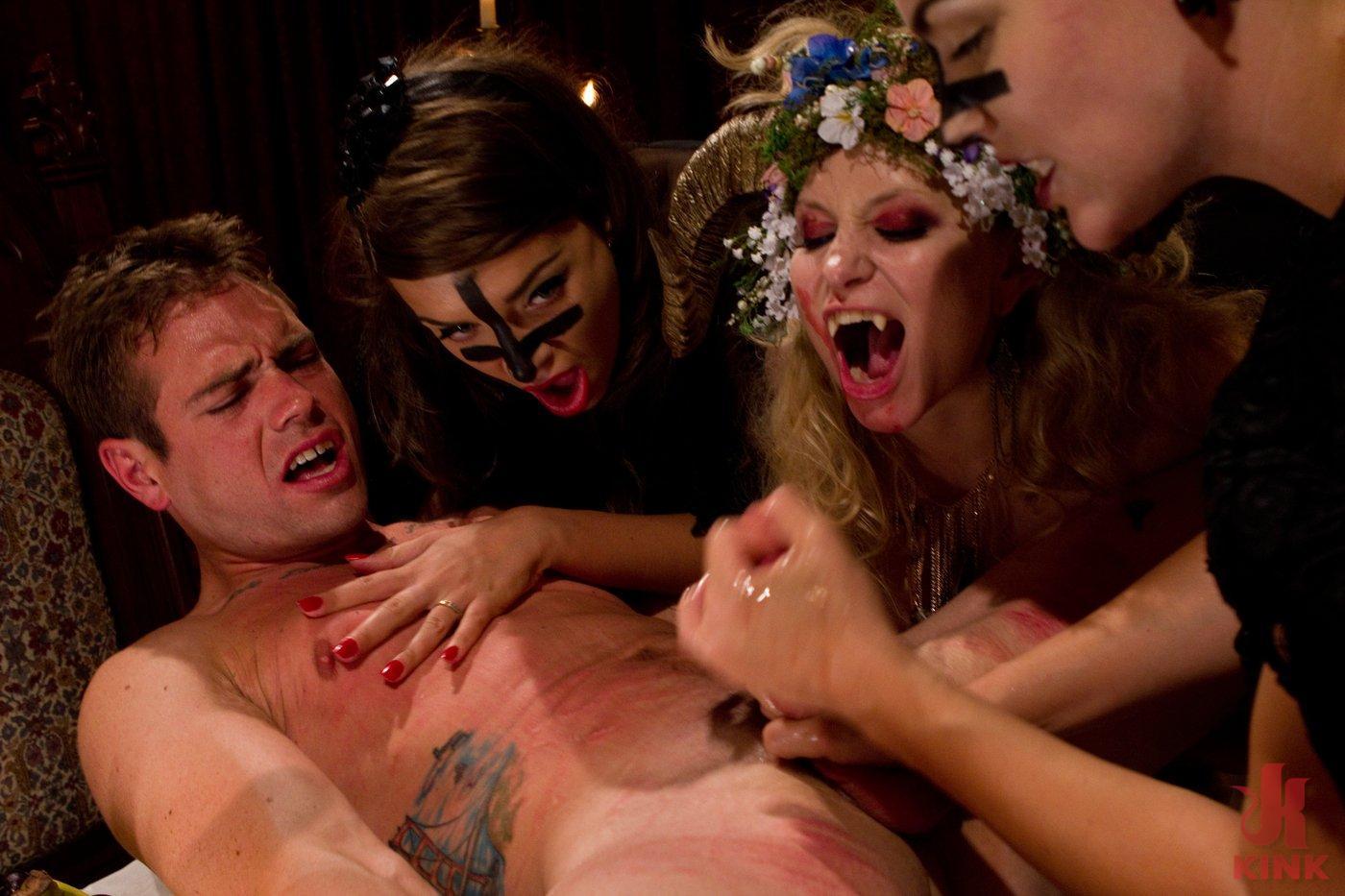 сцены порно с вампирами