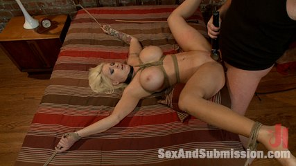 Tales of a servile housewife. Huge tits, submissive housewife, dominated, bound and booty fucked!