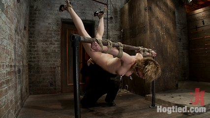 Former runway  fashion model is back  helplessbrpowerful orgasms are ripped from her lustful pussy. Former runway and fashion model is back and helpless.  This beauty suffers inhuman bondage and powerful orgasms are ripped out of her helpless pussy.