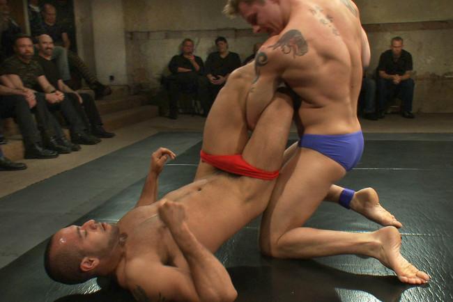 Naked Kombat - Leo Forte - Trent Diesel - DJ - Sebastian Keys - Trent Diesel & Sebastian Keys vs Leo Forte & DJ  Live Match #9