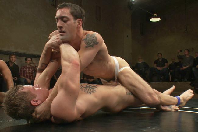 Naked Kombat - Leo Forte - Trent Diesel - DJ - Sebastian Keys - Trent Diesel & Sebastian Keys vs Leo Forte & DJ  Live Match #13