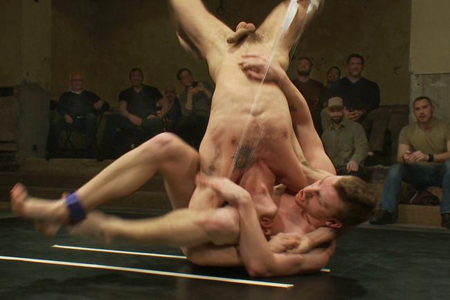 Naked Kombat - Leo Forte - Trent Diesel - DJ - Sebastian Keys - Trent Diesel & Sebastian Keys vs Leo Forte & DJ  Live Match #14