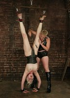 Mistress Trixie doms Lorelei, puppy play, suspension, strapon sex
