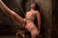 18yr-old-is-bound-to-the-chair-Neck-rope-limits-her-breathing-this-makes-her-cum-hard-and-often