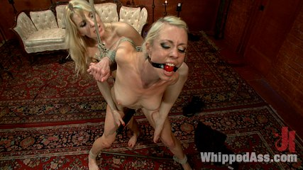 The power exchange. Lorelei Lee & Ashley Fires get dominated, punished, made to lick feet & butt fuck to orgasms by switching roles with each other within the scene!