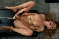 Lexi Belle is fucking machine-she fucks 5 machines in a row without stopping. Cums all over, then starts again in the perfect pussy circuit training!