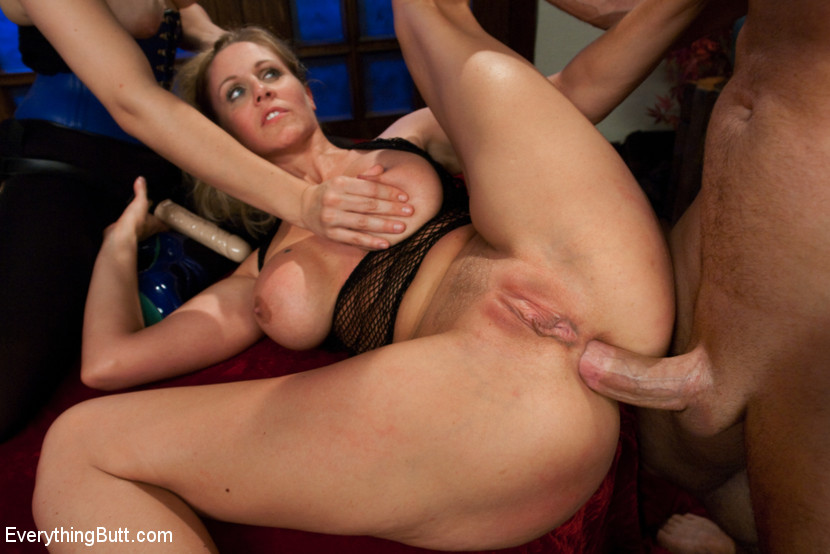 Taylor starr first anal