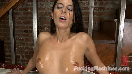 Oh nikki you re so fine machine have sex a swinging milf. MILF machine fucked! Her voluminous clit suctioned tight to a bullet vibe with the sybian on HIGH. She fucks voluminous dick & cums multiples from Doc Thumper