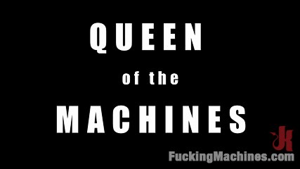 Part 2 crowning of the queen of the machines. The Queen of the MACHINES final battle-Lorelei Lee vs. Isis Love for the CROWN! HUGE dong fuck while they are tied up, DP, squirting Sybian rides