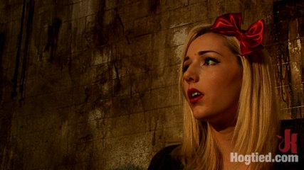 Into the darkness a hogtied featured movie  a fantasy bdsm abduction movie starring rylie richman. Into The Darkness: A Hogtied Featured fantasy abduction movie. In 2005 her sorority made Rylie spend a night in the abandon armory. A night of Hell.