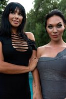 Ts Vaniity & Mia Isabella TOGETHER fucking 2 guys & hot girl in a heist feature movie shot on location in the deep hills of Los Angeles!
