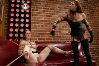 Chloie Madison is back and dominated by Kym Wilde