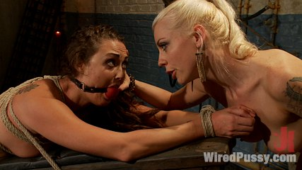 Suffer for me. Sexy, all American, girl captured & torture by Lorelei Lee. Suffers cattle prodding, zappers, & raw have intercourse until all muscles twitch uncontrollably.