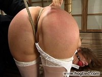 Maria Shadoes suffers in pleasure though great suspension.