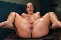 Kelly Divine fisted, machine fucked, DP'ed by robot cock & shoving all kinds of plugs, & dildos in her luscious ass until she cums loud, proud & hard!