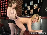 Princess Kali returns with obedient submissive Crystal Frost