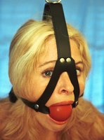 Paige gets the hard bondage treatment.