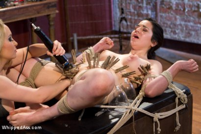 Adorable-19-year-old-has-a-tough-first-ever-lesbian-experience-on-WhippedAss-com