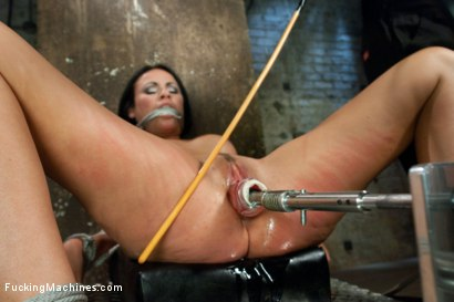 Her-Body-Tied-Up-Her-Legs-Bound-and-Caned-Her-Pussy-full-on-Machines