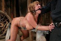 Ava Devine experiences orgasm after orgasm.