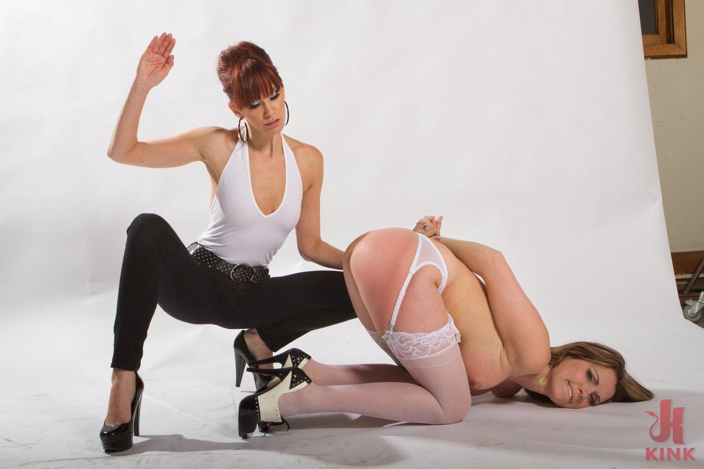 BONUS-Promo-photo-shoot-turned-BDSM-scene-with-Courtney-Cummz