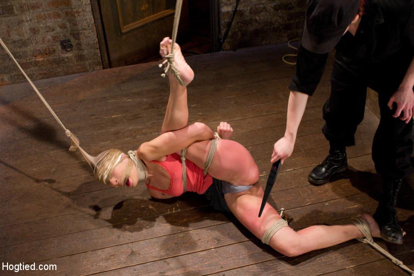 suspension bdsm ankle