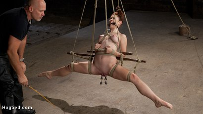 Melody-Jordan-Contorted-in-Severe-Rope-Bondage