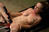 Double Penetration in every scene for Penny Pax. Her pussy gets wetter every time there is something in her ass...great pounding & a Sybian DP finish