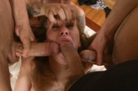 Take-Down-Challenge-Russian-Cutie-Takes-Two-Dicks-in-her-Ass