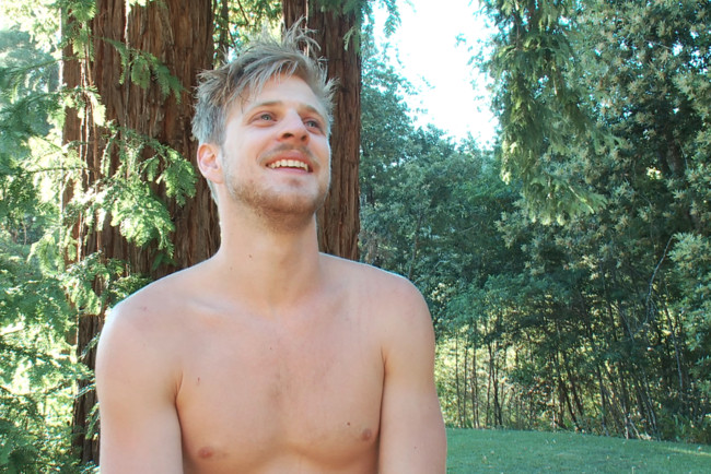 Bound in Public - Logan Stevens - Christian Wilde - Logan Stevens is turned into a sex slave at a campground #13