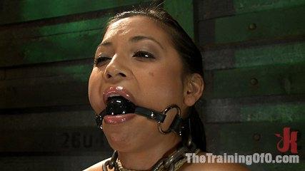 Training Adrianna Luna-Day 4 Extreme Torment