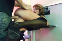 Cum-Guzzling-Euro-trash-Whore-Hanna-Montada-gets-fucked-like-a-sex-doll-in-busy-urban-Madrid