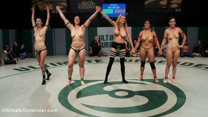 Femdom ball discipline spanking stories