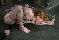 Sye Rena's hard toned, flexible boday reaches multi orgasmisms.