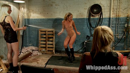 The audition. Sadistic lesbian band leader Lorelei Lee tries out new recruits using unconventional lesbian BDSM putting them through the ringer to make the cut.
