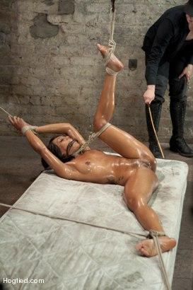 Claire coaxes so many orgasms out of Leilani she begs for mercy to make the pleasure stop!