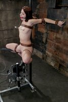 Welcome Sarah Blake as Hogtied's new face.