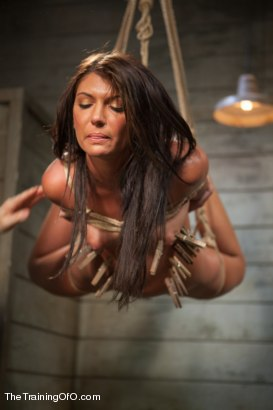 Cassandra Nix Slave Trained, Day One