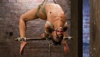 Live-Feisty-whore-bound-tormented-and-fucked