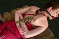 Bondage, ass licking, flogging, hot wax and multiple orgasms.