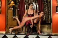 First-Kinky-Lesbian-Experience