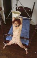 Lyssa is a true bondage lover.