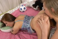Nice anal gapping from two European beauties. Spanking, ass licking, gapping, and toy pegging.