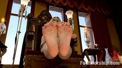 FemDom Foot Fetish POV