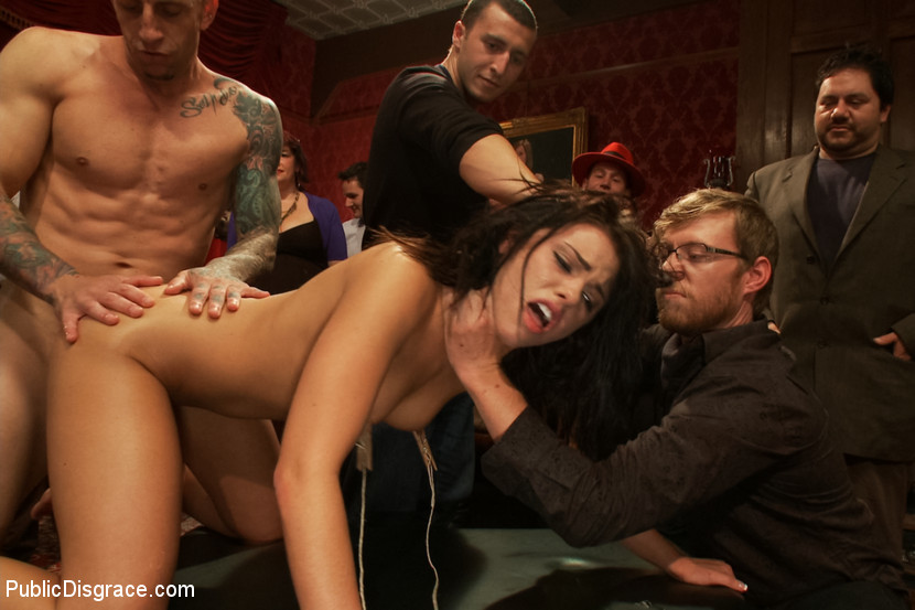 Adriana chechik public disgrace part 3