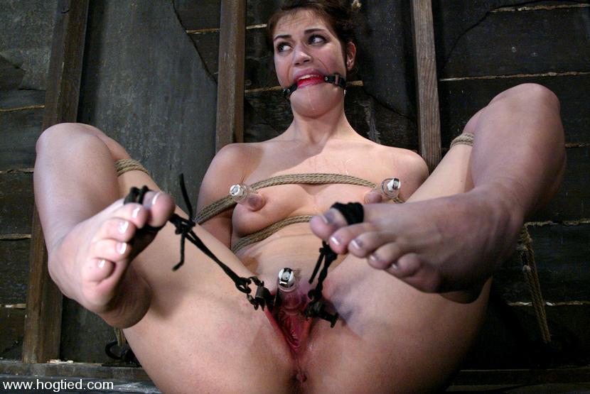 Faith leon is a whore gagger 7